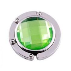 Крючок для сумки Jessie (цвет: зеленый)