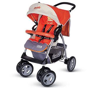Детская коляска LOLLA Orange