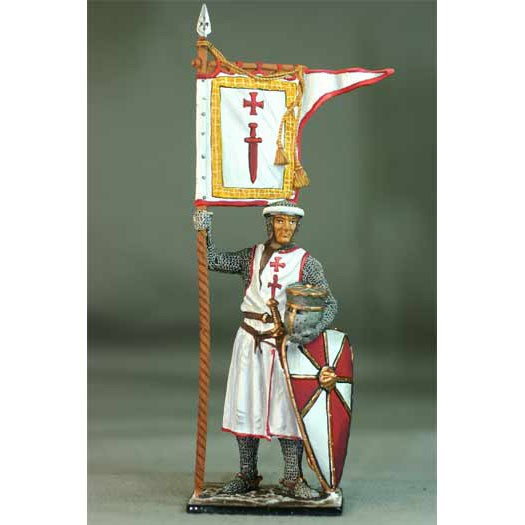 Рыцарь Ордена меченосцев, 1202-1237 гг.