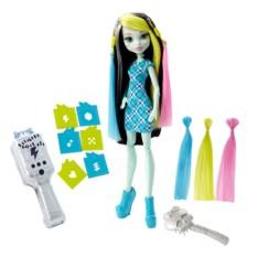 Игровой набор Monster High Стильная прическа Фрэнки Mattel