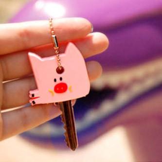 Аксессуар для ключей Pig