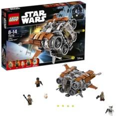 Конструктор Lego Star Wars Квадджампер Джакку