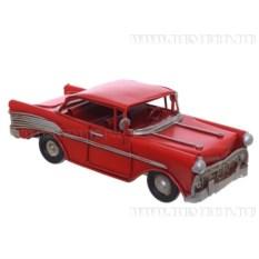 Модель красного автомобиль (16,5 см)