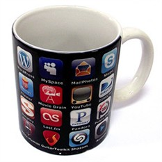 Кружка Айфономания iPhone