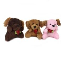 Мягкая игрушка-брелок Милая собачка