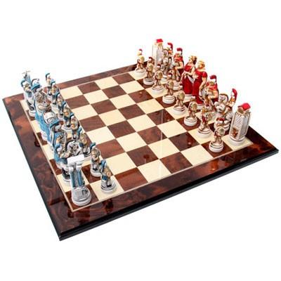 Шахматы «Битва за Трою»