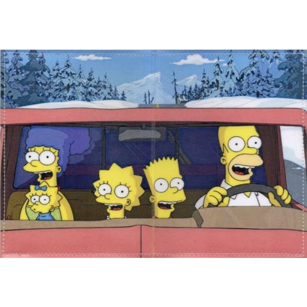 Обложка автодокументы Gomer&Bart