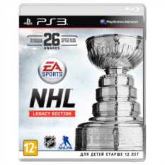 Игра для PS3 NHL 16 Legacy Edition