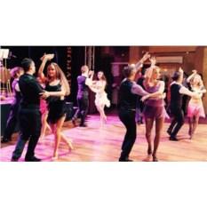 Абонемент на 16 занятий в любой танцевальной группе