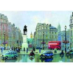 Пазл Educa на Чаринг Кросс в Лондоне (3000 элементов)