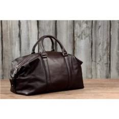 Коричневая дорожно-спортивная сумка Brialdi Liverpool