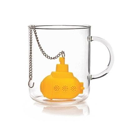 Подводная лодка для чая - Tea Sub