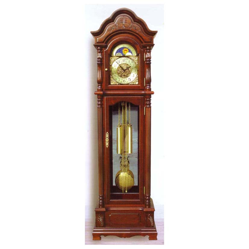 Часы напольные «Сенатор»