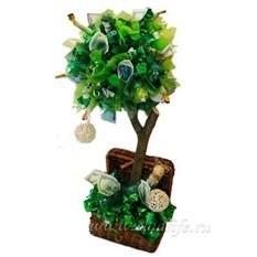 Букет из конфет Денежное дерево