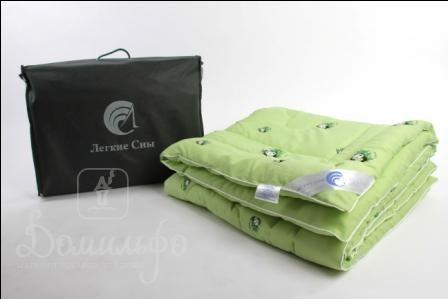 Бамбуковое стеганое одеяло Бамбоо, 140х205