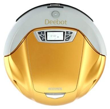 Робот-пылесос Ecovacs DeeBot D58