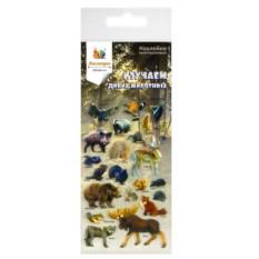 Наклейки для гаджета Липляндия: Дикие животные