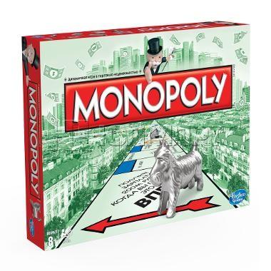Настольная игра Монополия классическая от Hasbro