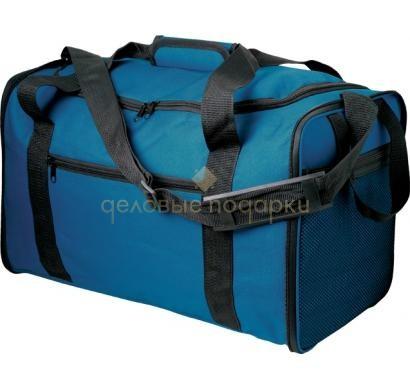 Спортивная складная сумка Columbus (цвет - синий)