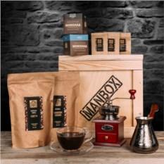Подарочный набр для мужчин Кофе Box