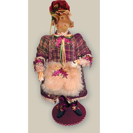 Подарочная кукла