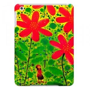 Сlip-case для iPad mini Field of Flowers