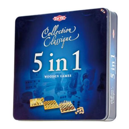 Коллекция игр «5 в 1»
