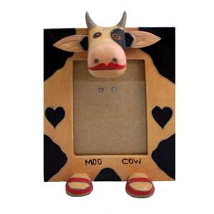 Фоторамка 10х15 «Корова»