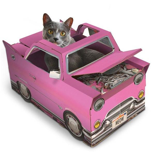Игровой домик для кошек Catillac