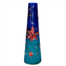 Ваза с кристаллами Swarovski Цветение