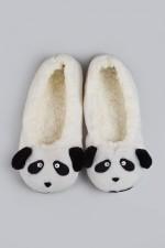 Женские домашние тапочки Милая панда