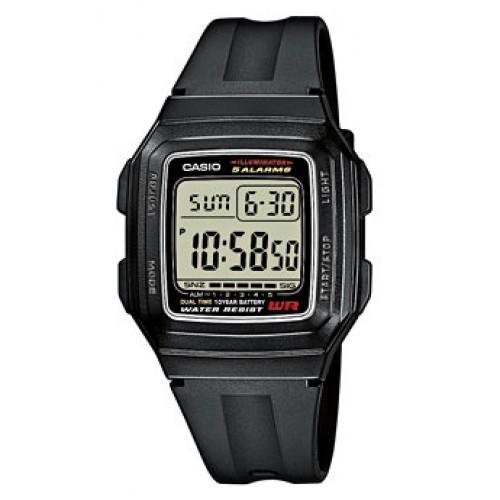 Мужские наручные часы Casio Standart Digital F-201WA-1A