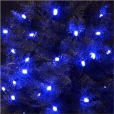 Cиняя светодиодная гирлянда Mister Christmas