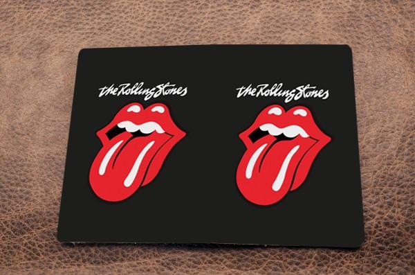 Горизонтальный кардхолдер Rolling Stones