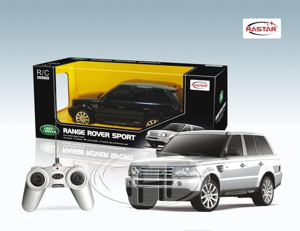 Радиоуправляемая машина Range Rover Sport