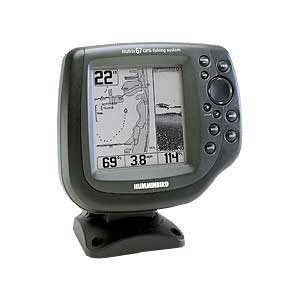Эхолот HUMMINBIRD MATRIX 67