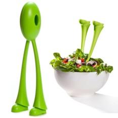 Зеленые ложки для салата Jumpin' Jack