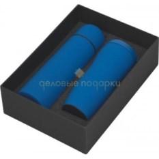 Синий подарочный набор Грация