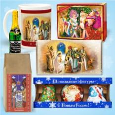 Подарочный набор «Счастливого Рождества»