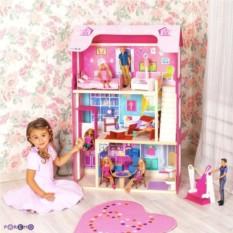 Большой дом для куклы Муза