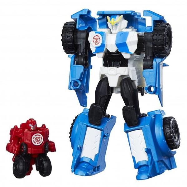 Игрушка Transformers Робот под прикрытием Гирхэд-Комбайнер