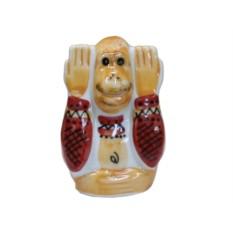 Солонка - обезьянка Не подсушиваю