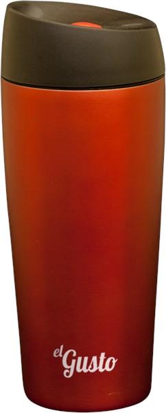 Термокружка elGusto «Grano», красная