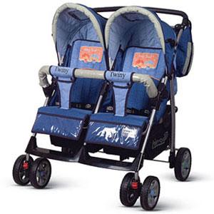 Детская коляска TWINY Sky