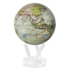 Глобус мобиле Terra Incognitta, светло-зеленый d 12 см
