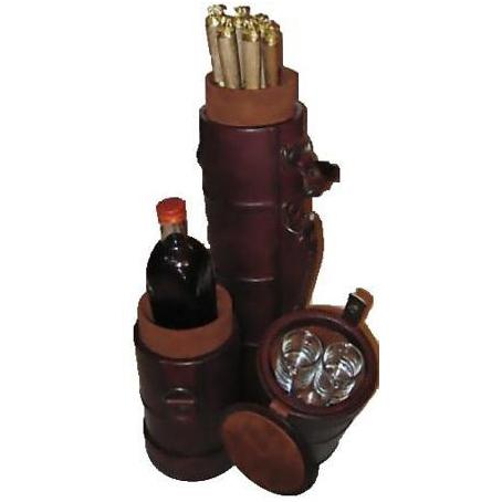 Тубус для шампуров, бутылки и рюмок