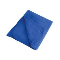 Плисовый плед в рюкзаке
