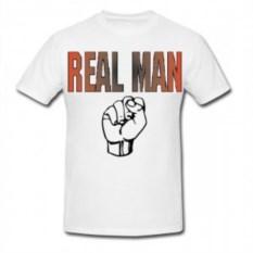 Футболка Real Man