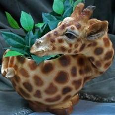 Кашпо «Жираф»
