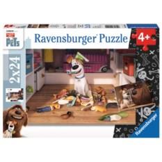 Набор пазлов Ravensburger Тайная жизнь домашних животных